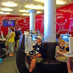 Интернет-кафе Угры