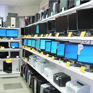 Компьютерные магазины Угры