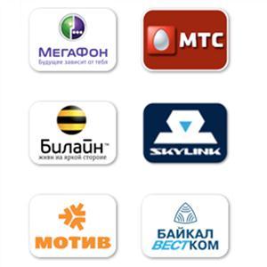 Операторы сотовой связи Угры