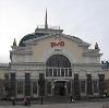 Железнодорожные вокзалы в Угре