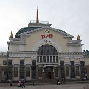 Железнодорожные вокзалы Угры